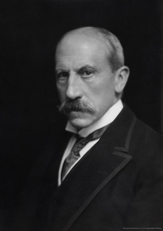 Lord Milner, World War I veteran, England, UK, 1913