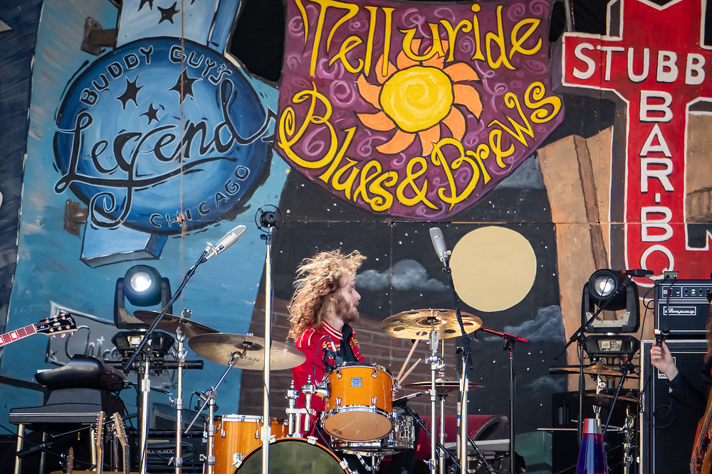 Samantha Fish and her band perform Friday at Telluride Blues & Brews.