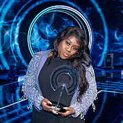 NLD/Amsterdam/20181025 - Finale The Talent Project 2018, winnares Avanaysa Neida
