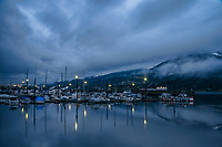 Aurora Harbor Marina, Early Evening