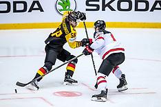 15.05.2018 IIHF ICE HOCKEY WORLD CHAMPIONSHIP - Canada - Tyskland 3:0