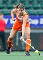 DEN HAAG - KIM LAMMERS. Nederland speelt oefenwedstrijd tegen USA in het Kyocera Stadion. COPYRIGHT KOEN SUYK