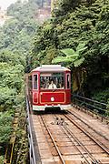 The Peak Tram, Asia's oldest funicular, Hong Kong
