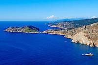 Grece, iles Ioniennes, Cephalonie, cote Nord // Greece, Ionian island, Cephalonia, Noth coast