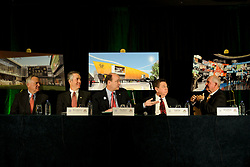 General images during the College Football Hall of Fame move to Atlanta Announcement, December 2, 1010 in Atlanta. (Paul Abell via Abell Images for Chick-fil-A Bowl)