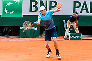 Kevin Anderson (rsa) during the Roland Garros French Tennis Open 2018, day 9, on June 4, 2018, at the Roland Garros Stadium in Paris, France - Photo Pierre Charlier / ProSportsImages / DPPI