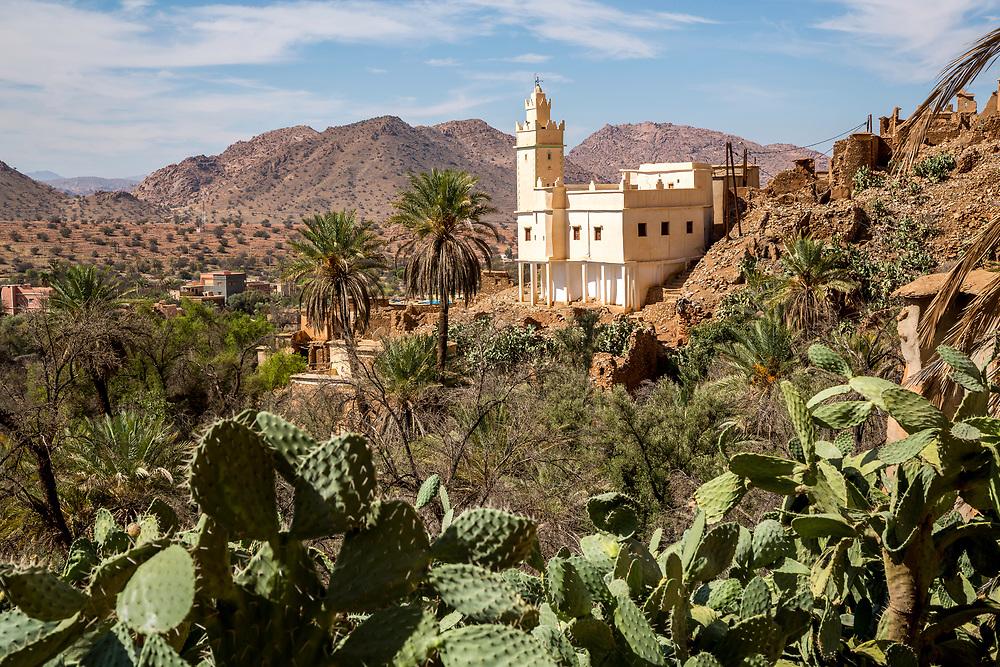 Oumsnate Village, Ameln Valley, Morocco