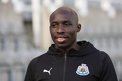 March 9, 2019 - Newcastle Upon Tyne, England, United Kingdom - Newcastle United's Mohamed Diame arrives before the Premier League match between Newcastle United and Everton at St. James's Park, Newcastle on Saturday 9th March 2019. (Credit Image: © Steven Hadlow/NurPhoto via ZUMA Press)