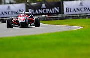 2012 British F3 International Series.Donington Park, Leicestershire, UK.27th - 30th September 2012.Pipo Derani, Fortec Motorsport..World Copyright: Jamey Price/LAT Photographic.ref: Digital Image Donington_F3-18264