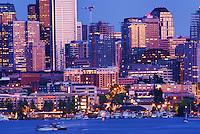 Lake Union & Downtown Seattle