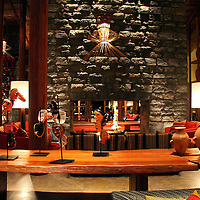 South America, Peru, Urubamba. Tambo del Inka Resort & Spa in the Sacred Valley.