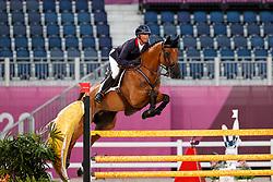 Laghouag Karim Florent, FRA, Triton Fontaine<br /> Olympic Games Tokyo 2021<br /> © Hippo Foto - Dirk Caremans<br /> 02/08/2021