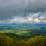 """When the Clouds Parted""<br />