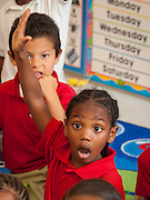 Pre-K class at Cook Elementary School, May 9, 2013.