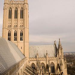 Washington, DC - The Washington National Cathedral.