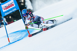 Petra Vlhova (SVK) during Ladies' Giant Slalom at 57th Golden Fox event at Audi FIS Ski World Cup 2020/21, on January 17, 2021 in Podkoren, Kranjska Gora, Slovenia. Photo by Vid Ponikvar / Sportida