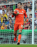 Football - 2016 / 2017 Premier League - Crystal Palace vs Stoke City<br /> <br /> Shay Given of Stoke City at Selhurst Park<br /> <br /> <br /> Credit : Colorsport / Andrew Cowie