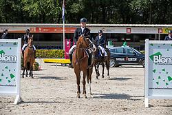 Van Den Brink Dennis, NED, Harina Touch W<br /> KWPN Kampioenschappen - Ermelo 2019<br /> © Hippo Foto - Dirk Caremans<br /> Van Den Brink Dennis, NED, Harina Touch W