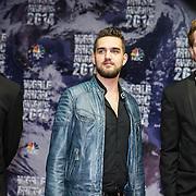 MON/Monaco/20140527 -World Music Awards 2014, Bakermat