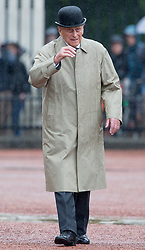 The Duke of Edinburgh undertakes his final Official Engagement as he attends a Parade to mark the finale of the 1664 Global Challenge at Buckingham Palace, London, UK, on the 2nd August 2017. Picture by Robin Nunn/IPA-Pool STRICTLY NO UK SALES FOR 28 DAYS. 02 Aug 2017 Pictured: Prince Philip, Duke of Edinburgh. Photo credit: MEGA TheMegaAgency.com +1 888 505 6342