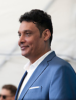 Venice, Italy, 29th August 2019, Khalid Abdulrhim at the photocall for the film The Perfect Candidate at the 76th Venice Film Festival, Sala Grande. Credit: Doreen Kennedy