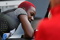 Kimberly HIACINTE CAN 100m Women B Race <br /> Roma 03-06-2016 Stadio Olimpico <br /> IAAF Diamond League Golden Gala <br /> Atletica Leggera<br /> Foto Andrea Staccioli / Insidefoto