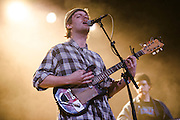 Photos of the musician Mac DeMarco performing live at Harpa during Iceland Airwaves Music Festival in Reykjavik, Iceland. November 2, 2013. Copyright © 2013 Matthew Eisman. All Rights Reserved