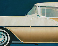 The 1956 Pontiac Safari Station Wagon was built by Pontiac based on their Pontiac Chieftain model.<br /> This classic car has brought so many to their destination in the U.S.A. This painting is a detail of the Pontiac that will be a nice object in your interior. –<br /> <br /> <br /> BUY THIS PRINT AT<br /> <br /> FINE ART AMERICA<br /> ENGLISH<br /> https://janke.pixels.com/featured/pontiac-safari-station-wagon-jan-keteleer.html<br /> <br /> <br /> WADM / OH MY PRINTS<br /> DUTCH / FRENCH / GERMAN<br /> https://www.werkaandemuur.nl/nl/shopwerk/Pontiac-Safari-Station-Wagon/528896/132