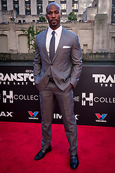 Remi Adeleke attends the US Premier of 'Transformers: The Last Knight' on the Chicago River in front of the Civic Opera House on Tuesday June 20, 2017 in Chicago, IL. Photo: Christopher Dilts / Sipa USA *** Please Use Credit from Credit Field ***