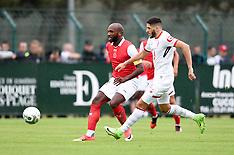 Stade de Reims vs Lille OSC - 16 July 2017