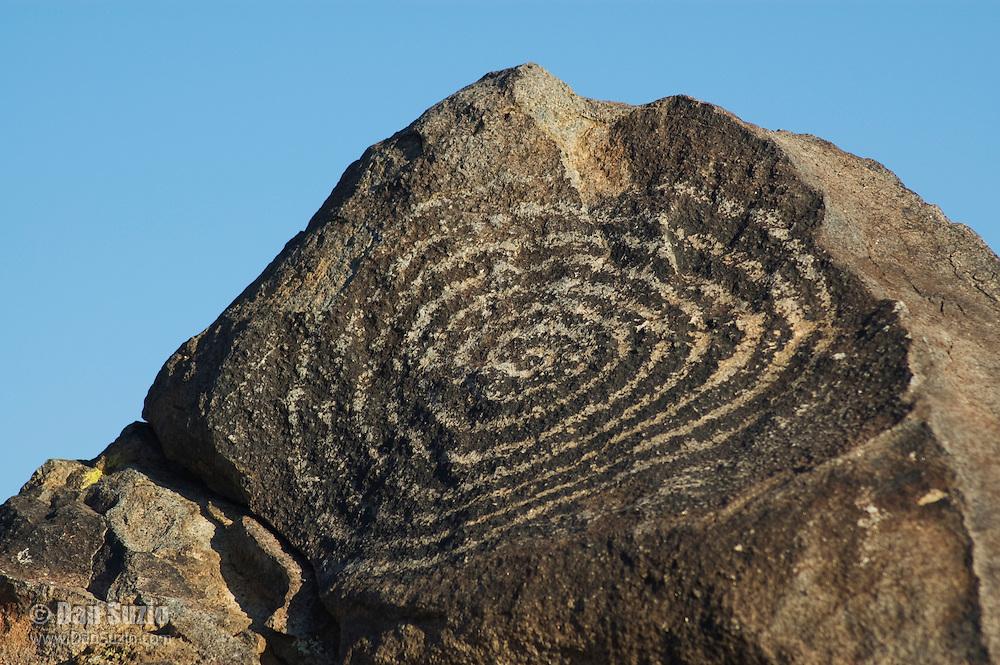 Hohokam petroglyphs, Signal Hill, Saguaro National Park, Arizona