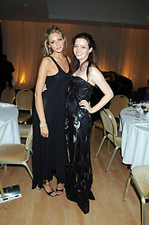 Left to right, TAMSIN EGERTON and TALULAH RILEY at the Salon Prive Summer Ball at The Hurlingham Club, London on 3rd July 2008.<br /><br />NON EXCLUSIVE - WORLD RIGHTS