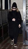 Singer Adele greets fans