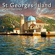 Our Lady of The Rocks Island Kotor Bay - Photos Images Pictures of