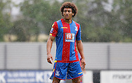 Hattrick hero Keshi Anderson during the Final Thirds Development League match between U21 Crystal Palace and U21 Watford at Selhurst Park, London, England on 24 August 2015. Photo by Michael Hulf.