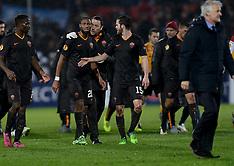 20150226 FOOTBALL EUROPA LEAGUE FEYENOORD - AS ROMA, ROTTERDAM