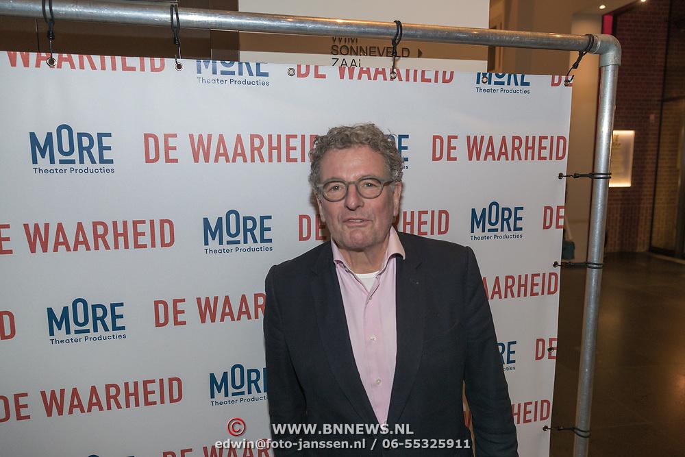 NLD/Amsterdam/20190206- De Waarheid premiere, Edwin de Vries