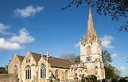 St. Bartholomew's church, Corsham, Wiltshire, England, UK