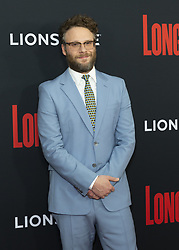April 30, 2019 - New York, New York, United States - Seth Rogen attends premiere of Long Shot at AMC Lincoln Center Theater (Credit Image: © Lev Radin/Pacific Press via ZUMA Wire)