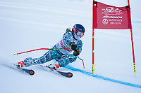 GSC Gus Pitou memorial giant slalom race U10, U12, U14.  ©2018 Karen Bobotas Photographer