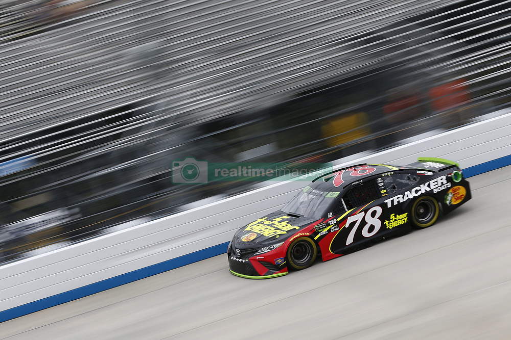 October 5, 2018 - Dover, Delaware, United States of America - Martin Truex, Jr (78)  takes to the track to practice for the Gander Outdoors 400 at Dover International Speedway in Dover, Delaware. (Credit Image: © Justin R. Noe Asp Inc/ASP via ZUMA Wire)