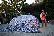 August 15, 2019:  Monterey Car Weeks, Skyler Grey, Aventador S artist