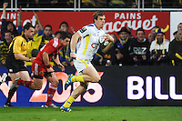 Aurelien ROUGERIE - 14.12.2014 - Clermont / Munster - European Champions Cup <br /> Photo : Jean Paul Thomas / Icon Sport
