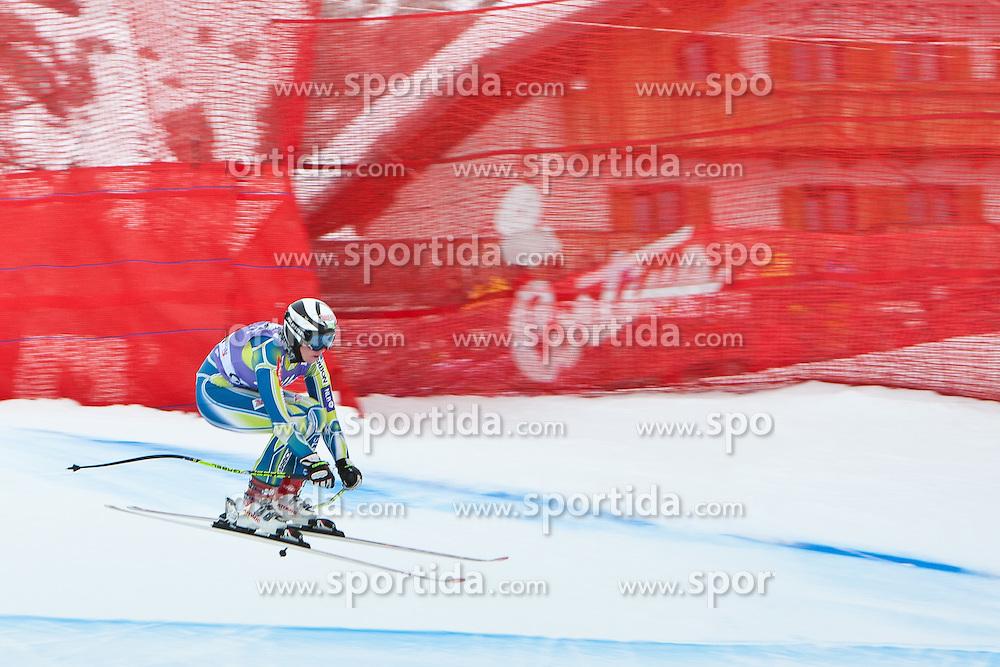19.01.2011, Tofana, Cortina d Ampezzo, ITA, FIS World Cup Ski Alpin, Lady, Cortina, Abfahrt 1. Training, im Bild Marusa Ferk (SLO, #6)// Marusa Ferk (SLO) during FIS Ski Worldcup ladies downhill first training at pista Tofana in Cortina d Ampezzo, Italy on 19/1/2011. EXPA Pictures © 2011, PhotoCredit: EXPA/ J. Groder