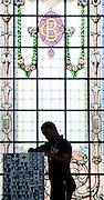 Belo Horizonte_MG, Brasil...Evento do 6o Minas Trend Preview em Belo Horizonte, Minas Gerais. Na foto, preparacao para o evento...6o Minas Trend Preview in Belo Horizonte, Minas Gerais. In this photo, preparation for event...Foto: BRUNO MAGALHAES / NITRO.