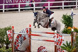 Billot Mathieu, FRA, Quel Filou 13, 335<br /> Olympic Games Tokyo 2021<br /> © Hippo Foto - Stefan Lafrentz<br /> 07/08/2021