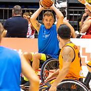 20190706 BN'ers spelen rolstoelbasketbal tijdens EK rolstoelbasketbal