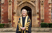 September 24, 2021 - EUR: Secretary Hillary Clinton Named Chancellor of Queen's University Belfast