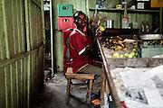 Fruttivendolo, Awasa 17 settembre 2014.  Christian Mantuano / OneShot