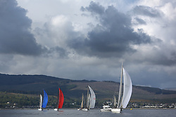 25th Anniversary of Kip Regatta<br /> <br /> - Yachting<br /> Light Airs and changeable conditions dominated the racing